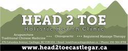 Head 2 Toe Holistic Health Clinic